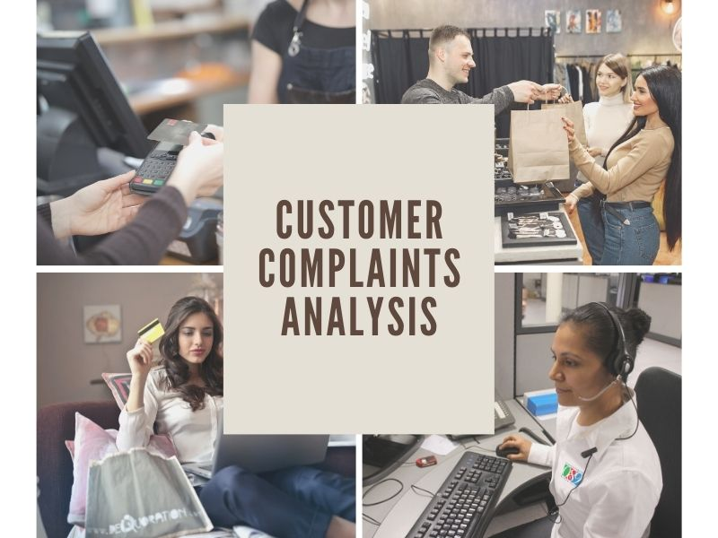 Customer Complaints Analysis Part 1