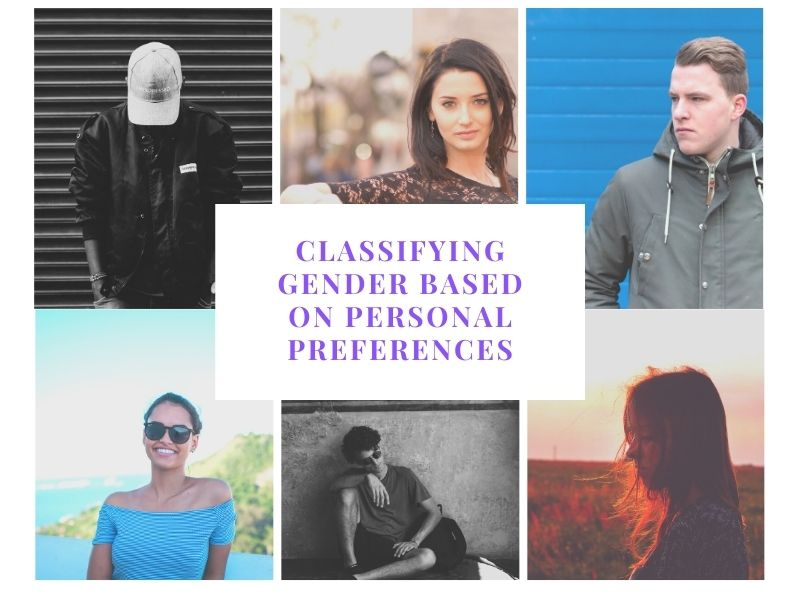 Classifying gender based on personal preferences Part 2