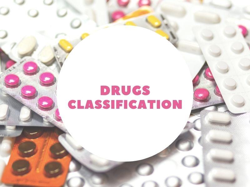 Drug Classification Part 1