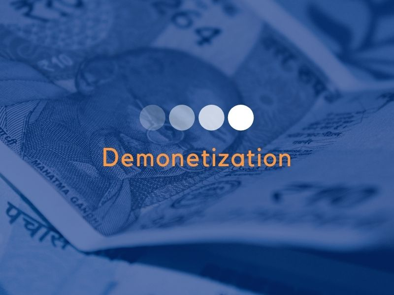 Sentiment Analysis on Demonetization in India using Apache Spark