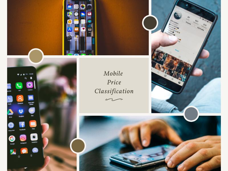 Mobile Price Classification