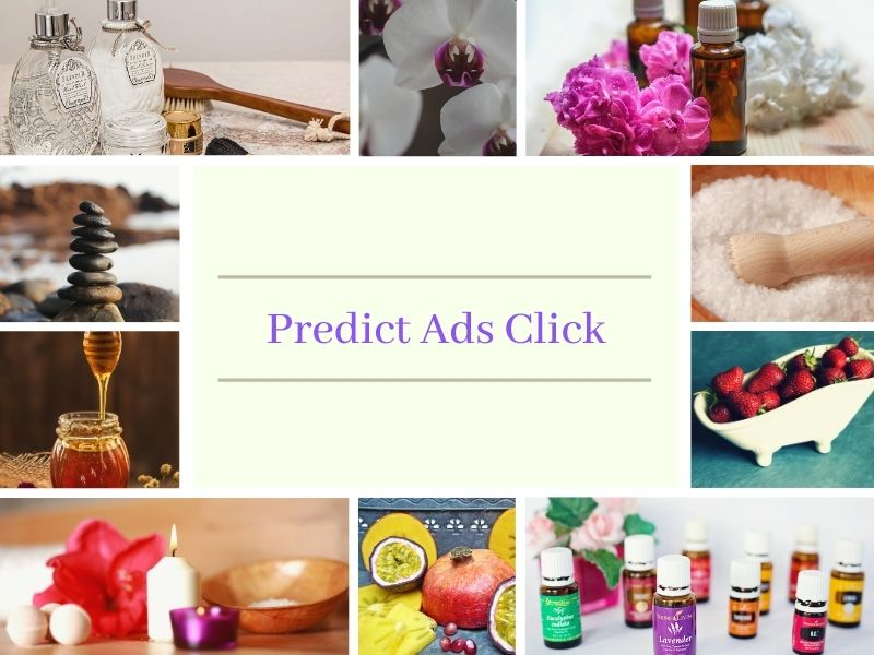 Predict Ads Click – Practice Data Analysis and Logistic Regression Prediction