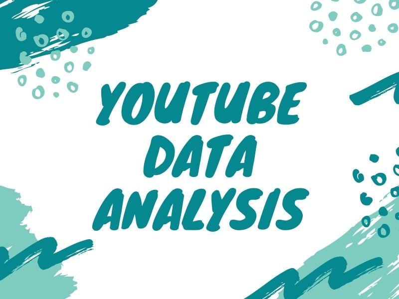 Youtube Data Analysis Part 2